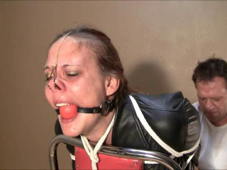 Brendasbound - Chair Tied And Nose Hooked