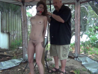 TightnBound - Bailey Paige - Rainy Day Restrain bondage Part 1
