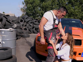 Baby Nicols - Fast Cars and Big Dicks FullHD 1080p