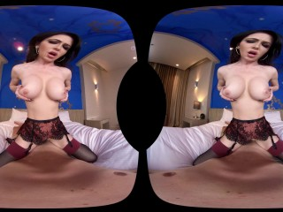 Jessica Jaymes 3D VR Porn -  Porn Star Experience