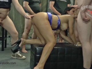 Brazilian Creampie Bitch