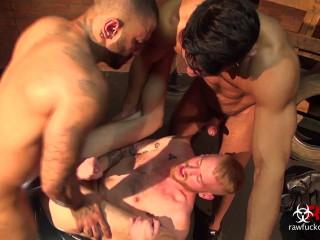 Raw Fuck Club - Declan Moore, Rikk York and Seth Santoro