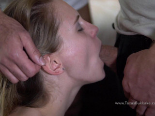 Rio's 1st Group sex and Mass ejaculation