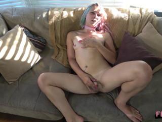 Sasha Krasivyy's Sticky Cumshot!