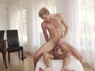 Joshua fucks Kris' asshole (720p)