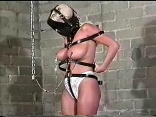 Devonshire - DP-149 - Brandy's Self Restrain bondage (repaired)