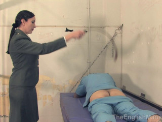 Prison Whipping Bench - TheEnglishMansion