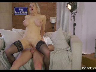 mistress rebecca more prefers anal