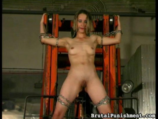 Cruel Punishment domination & submission flick Legitimate