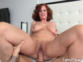 Family Manipulation - Andi James in