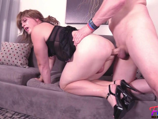 Submissive Sissy Slut Does Her Duty