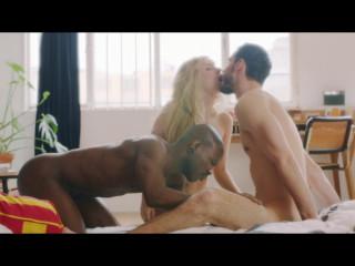 Hot 3some Valentin Braun, Bishop Black & Natalia Portnoy (1080p)