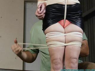 Lexi Lanes Test 1 part - BDSM,Humiliation,Torture HD 720p