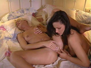 Hot Entertainment Of Enticing Girls From Office