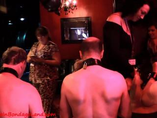 Zap-A-Sub Electric Shock Collar - Group Humiliation True Desires