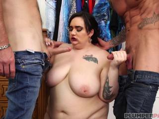 Curvy Quinn - Making a BBW Pornstar