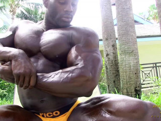 Aden Taylor  Poolside - Part 1