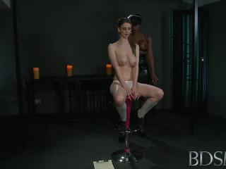 Jasmine Webb, Stella - Mistress Webb and slave Stella