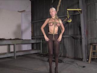 Brendas Bondage - Hi Amanda Want To Do This