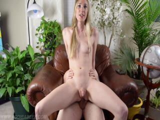 Addibabeee - Addie rides cock til she cums