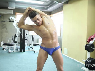 Casting Fitcasting - Max - Scene 1 - Full Movie - HD 720p