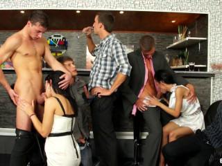 Caboose Bangin At The Bi Bar Part 1