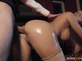 Blanche Bradburry - First Class Ass (2018)