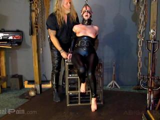 Black Lipstick and Heel Trainers - Scene 2 - Abigail Dupree - HD 720p