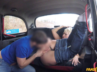 Milf rides czech cock for free ride