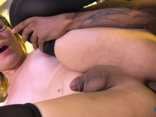 Talia Sonata Enjoys Rigid Poking