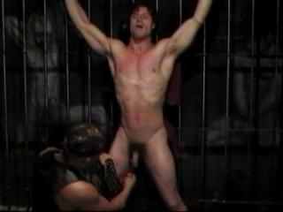 Tough-Man Restrain bondage