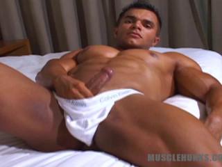 MuscleHunks - Jardel Barros - Junior Bodybuilder