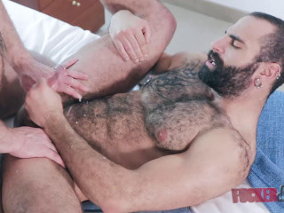 Jessy Ares and Paco