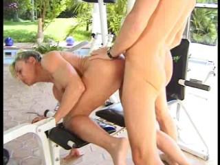 Bodybuilders In Warmth #7