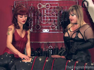 TheEnglishMansion Dungeon - Double Trouble CC