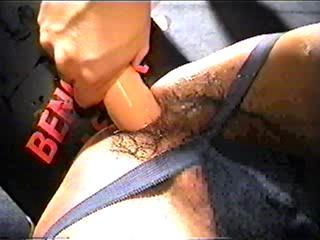 Back-Man 8 - Nure-bozu - Fuck stick and Knuckle