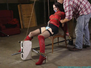 Angelique Kithos is Prepared for Transport 1  part - BDSM,Humiliation,Torture HD 720p