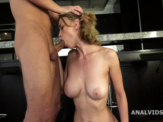 Loren Strawberry Welcome To Porno With Sack Deep Anal invasion - Utter HD 1080p
