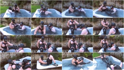 Hot Tub Gas Masks (dom, vid, new, watch, tit)