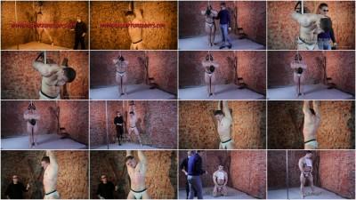 RusCapturedBoys - Slave Factory - Bodybuilder Ilya Final Part