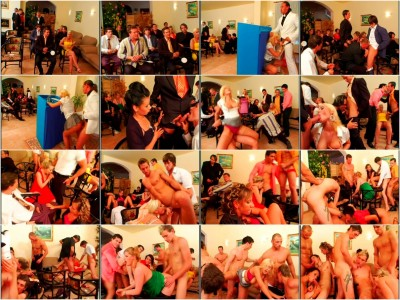 BiSex Party Vol 7 (cock, facial, anal, still)