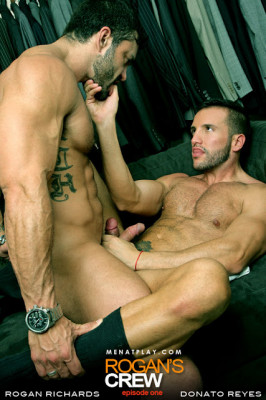 MAP - Rogan's Crew (Episode 1) - Rogan Richards and Donato Reyes