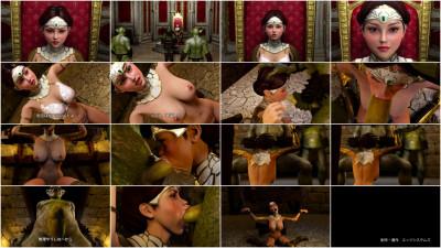 Bride of the Goblin - fan, file, tits, video, night