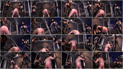 Man down (video, english, femdom).