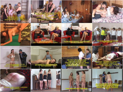 Russian Slaves Video Collection 3