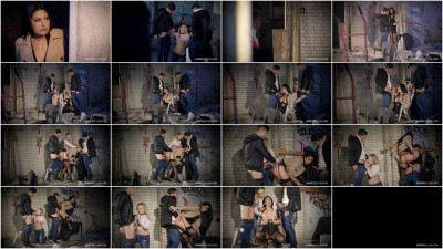 Underground foursome — Mariska FullHD 1080p