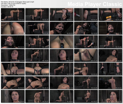 eyes stud (Dungeon Slave part 2 - Mia Gold , HD 720p).