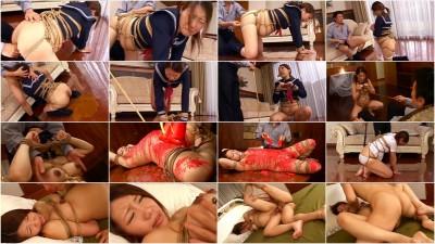 Pregnant Girls Enema torture
