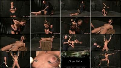 long humilation video clips - (Society SM - 11 Nov, 2008 - Skyler Blake)