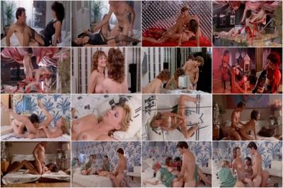 Never Sleep Alone (1984) - John Leslie, Tina Marie, Sharon Kane